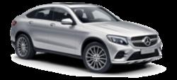 Mercedes-Benz Новый GLC купе