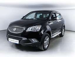 SsangYong Actyon 2.0 MT (149 л. с.)