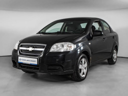 Chevrolet Aveo 1.4 LPG AT (101 л. с.)