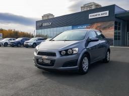 Chevrolet Aveo 1.6 AT (115 л. с.)