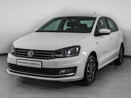 Volkswagen Polo 1.6 MPI AT (110 л. с.) Highline