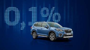Subaru Drive - кредит от 0,1%
