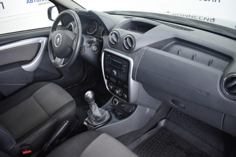 Renault Duster 2.0 MT 4x4 (135 л. с.)