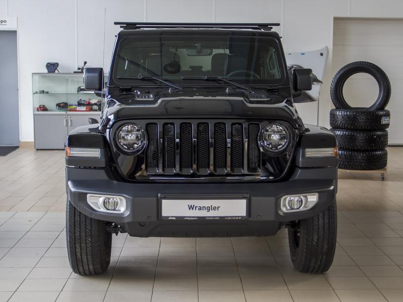 Jeep WRANGLER 2.0 AT AWD (272 л.с.) Sahara