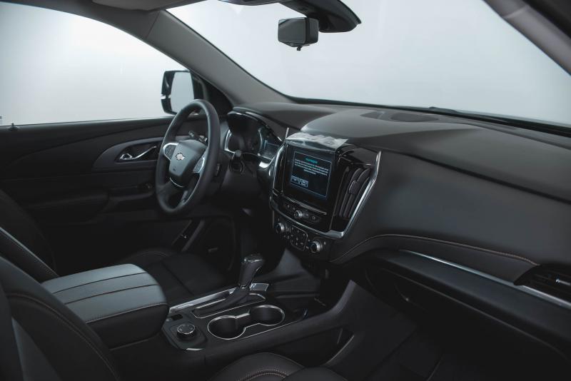 Chevrolet Traverse 3.6 AT AWD (314 л.с.) Premier