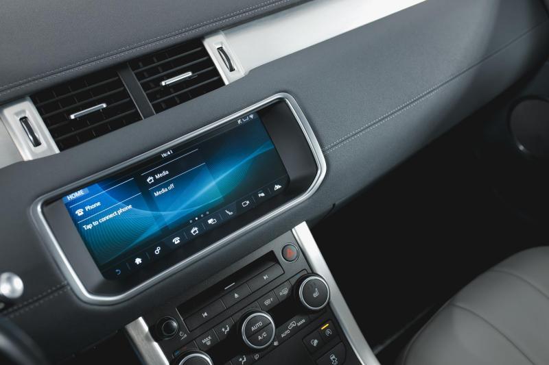 Land Rover Range Rover Evoque 2.0 SD4 AT AWD (240 л.с.) SE