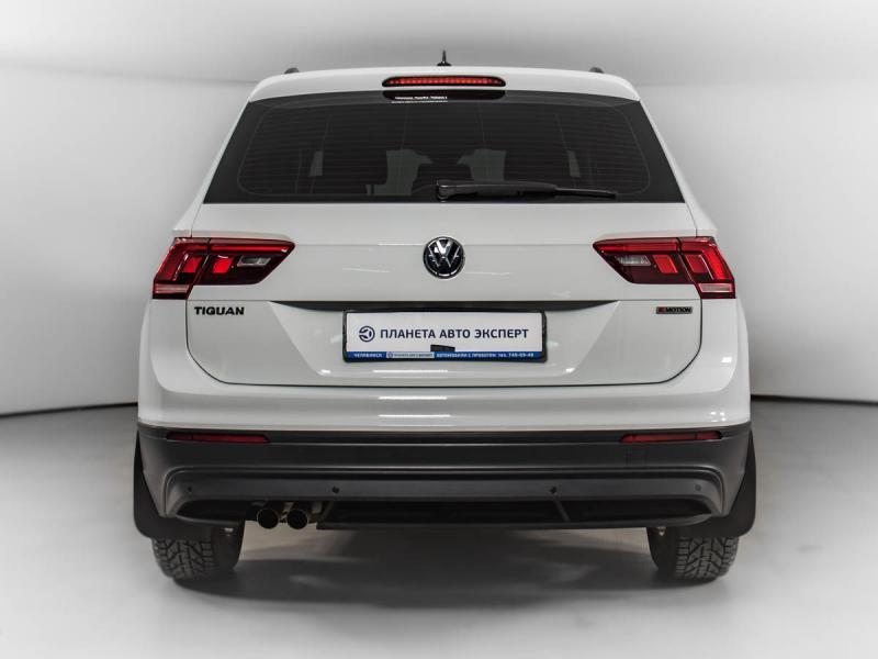 Volkswagen Tiguan 1.4 TSI 4Motion DSG (150 л.с.) 4WD Winter Edition