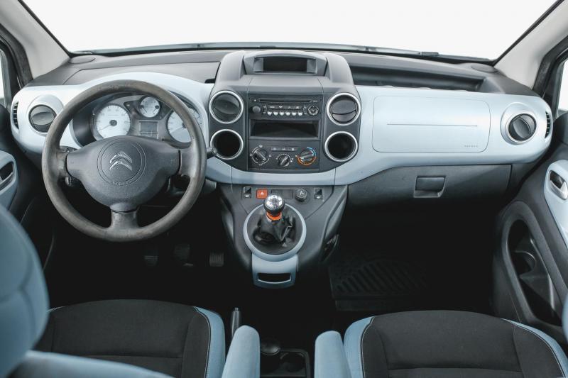 Citroen Berlingo 1.6 MT (90 л. с.)
