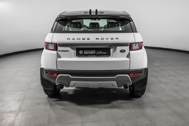 Land Rover Range Rover Evoque 2.0 TD4 AT AWD (150 л. с.) SE