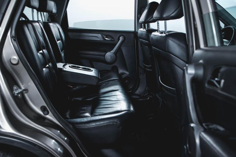Honda CR-V 2.4 AT 4WD (166 л. с.)