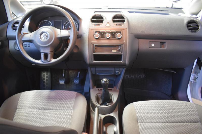 Volkswagen Caddy 1.2 TSI MT L1 (86 л. с.)