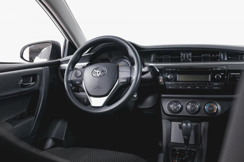Toyota Corolla 1.6 CVT (122 л. с.)