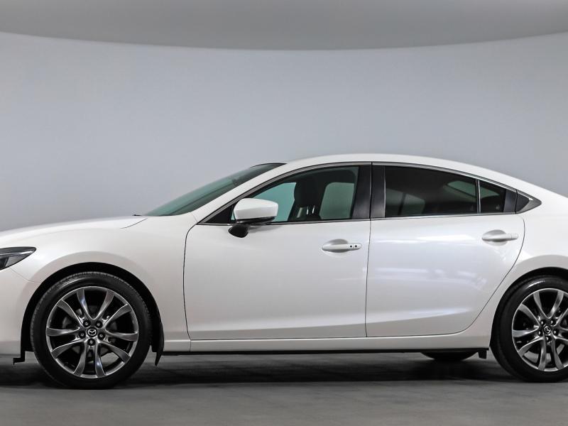 Mazda 6 2.0 SKYACTIV-G AT (150 л. с.)
