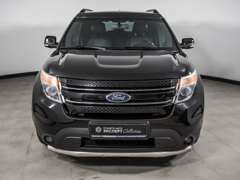 Ford Explorer 3.5 SelectShift 4WD (294 л. с.)