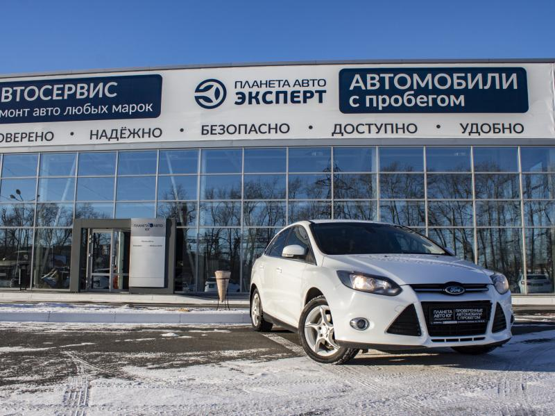 Ford Focus 1.6 PowerShift (105 л. с.)