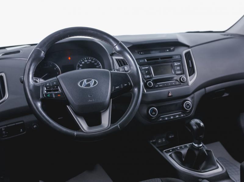 Hyundai Creta 1.6 MT 4WD (121 л.с.)