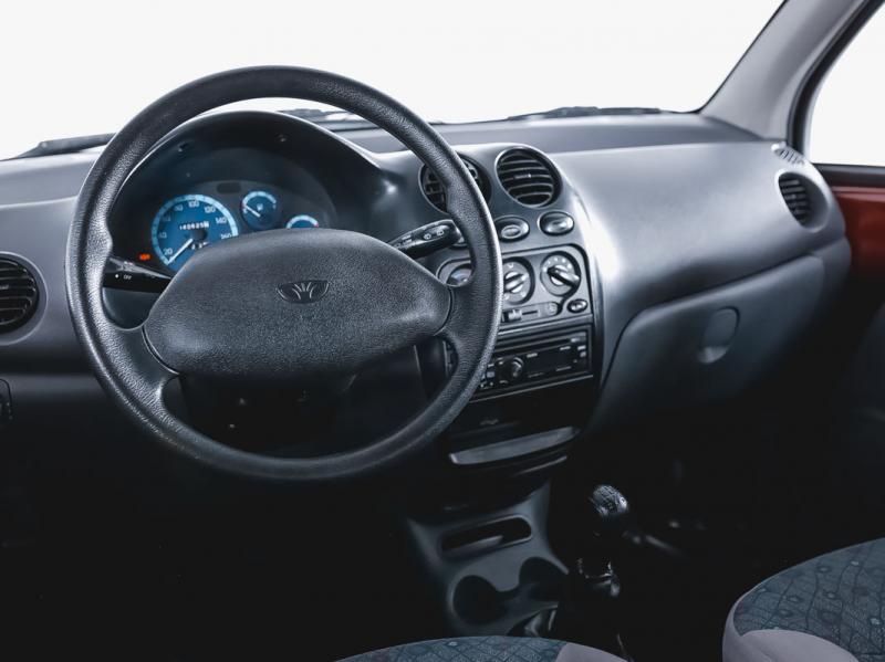 Daewoo Matiz 0.8 MT (52л.с.)