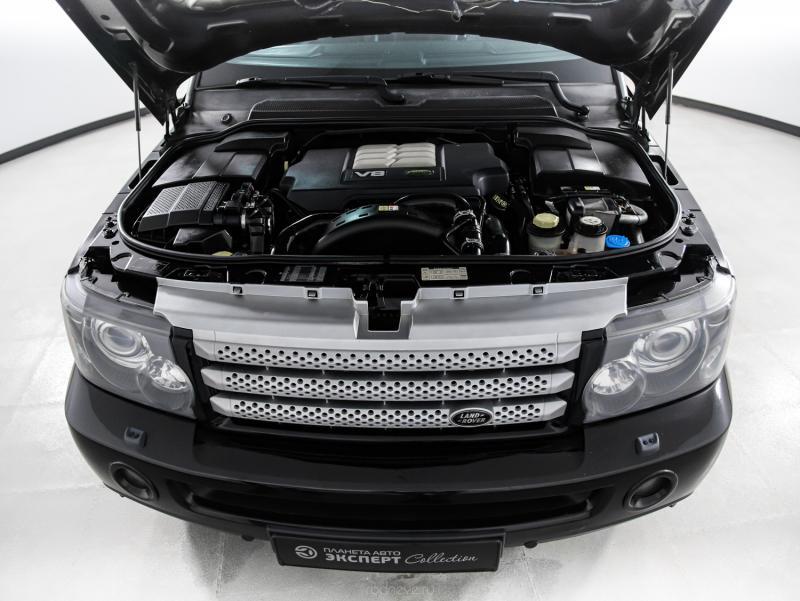 Land Rover Range Rover 3.6 TD AT (271 л. с.)