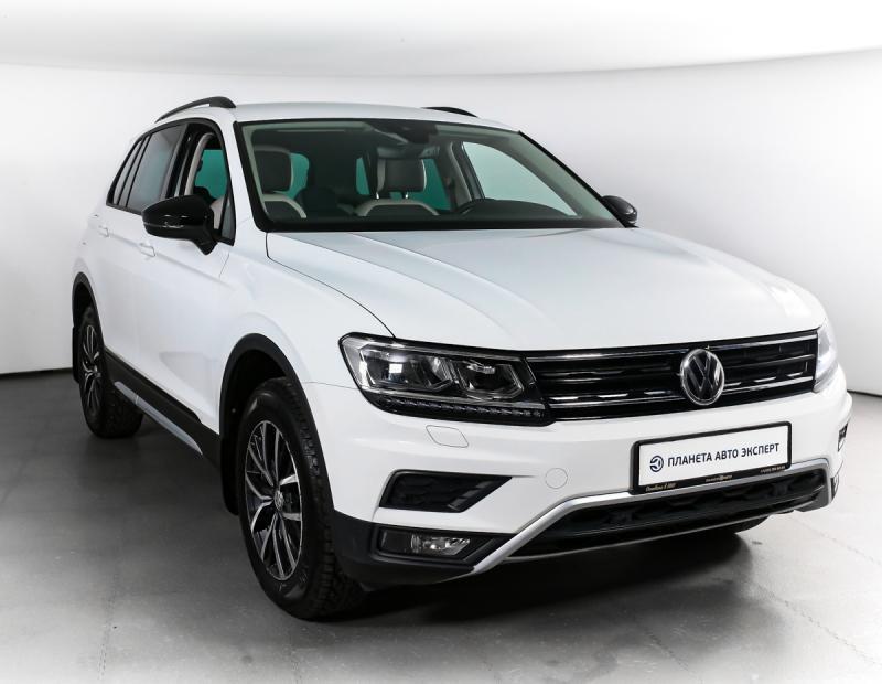 Volkswagen Tiguan 1.4 TSI 4Motion MT (150 л.с.) 4WD