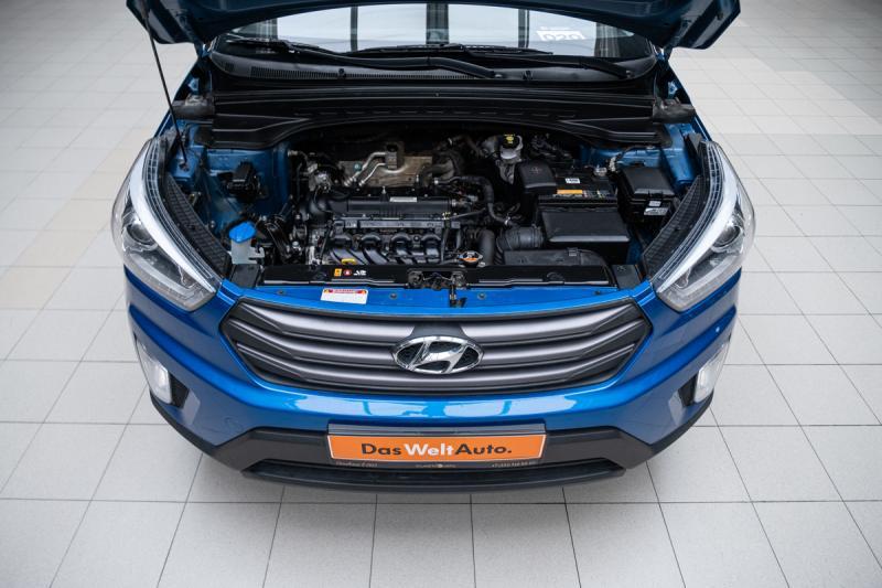Hyundai Creta 1.6 MT 2WD (123 л. с.)