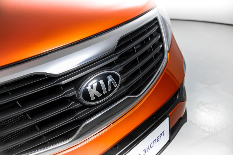 Kia Sportage 2.0 MT (150 л. с.)