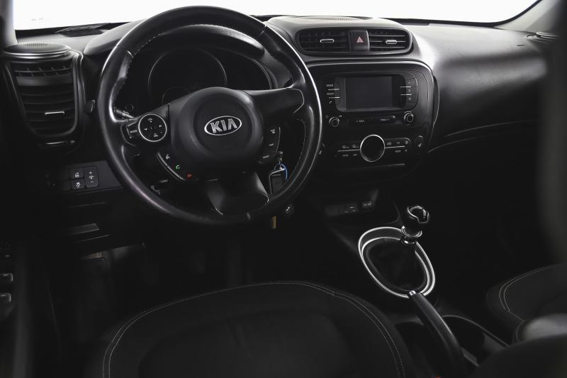 Kia Soul 1.6 MT (124 л.с.)
