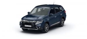 Mitsubishi Обновленный Outlander 2.0 CVT 4WD (146 л.с.) Instyle 4WD Луидор Трейд
